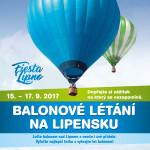 Balonove letani plakat